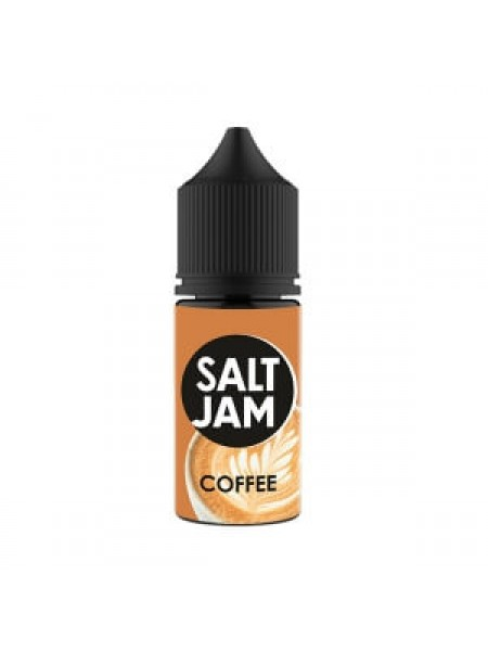 Жидкость Salt Jam Coffee 60мл ДП